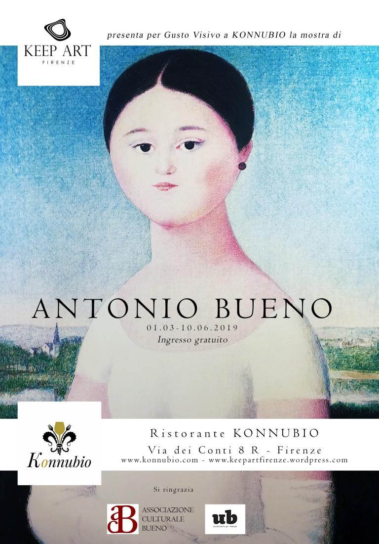 Locandina Keep Art - BUENO A3
